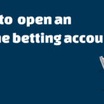 how to open an online betting account