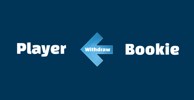 how to withdraw from your online betting account