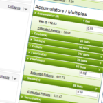 Accumlators and Perms - Betting Strategy 1