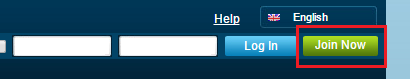 WilliamHill Sign Up Step 1