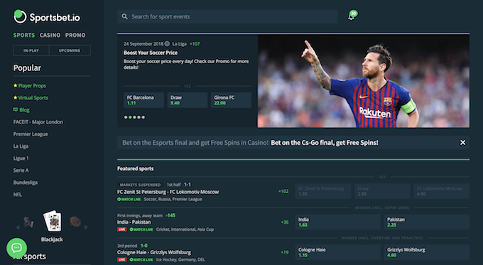 a7dd3f981 Sportsbet.io Review (No.1 Bitcoin Bookmaker)
